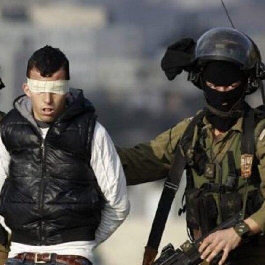 جمعية تركية: إسرائيل اعتقلت 2466 مقدسياً في 2017