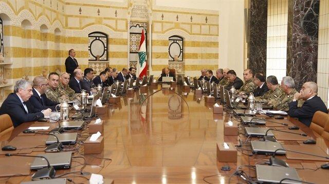 Lübnan'da muhtemel İsrail saldırısına karşı orduya tam yetki