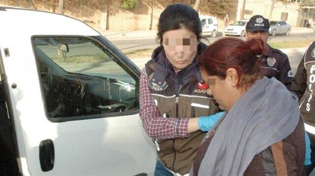 Kadın polis izin gününde çeteyi çökertti!