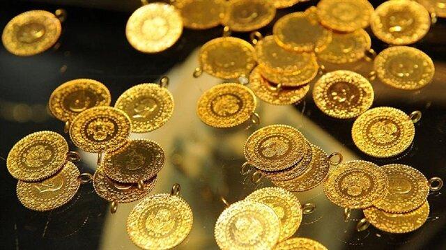 Gram altın 160 lira seviyesinde
