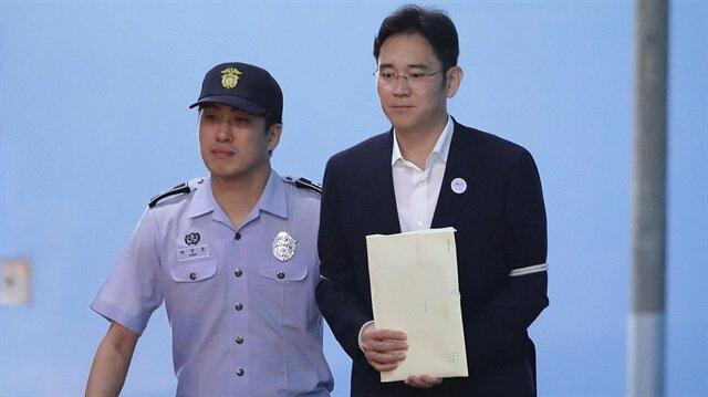 Samsung'un patronuna soruşturma şoku