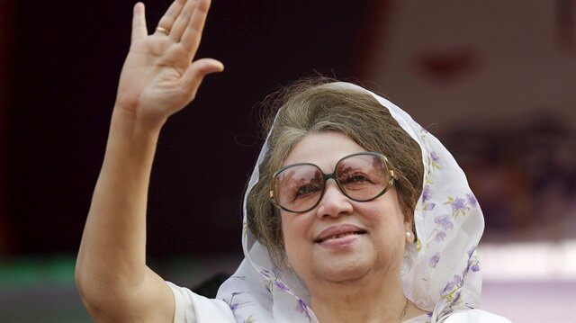 Ex-Bangladesh PM Khaleda Zia sentenced to 5 years in jail