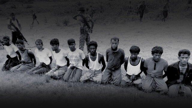 Myanmar'ın vahşi katliamları ortaya çıktı
