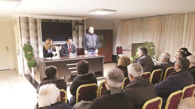 HDP Sancaktepe İlçe Eş Başkanı M.Zeki Kılıç gözaltına alındı.