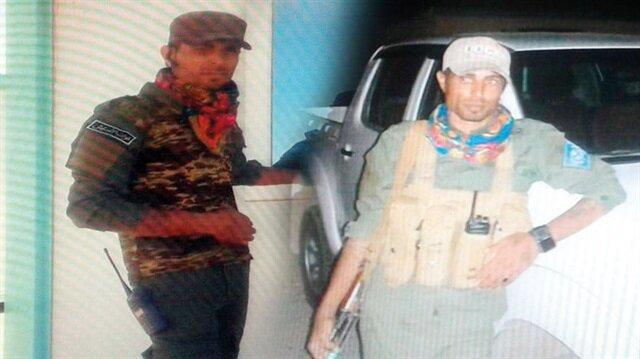 DEAŞ'ın eski 'Halep emiri' Abdullah Sufuni, ABD-PKK ittifakı tarafından Afrin'e getirildi.