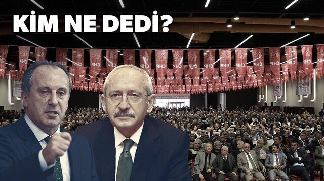 CHP'de 'mükerrer' tartışma