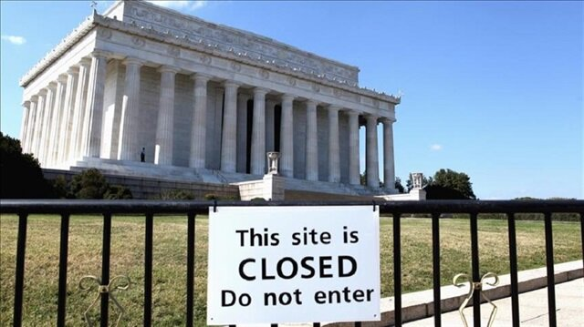 Second Government Shutdown was Brief