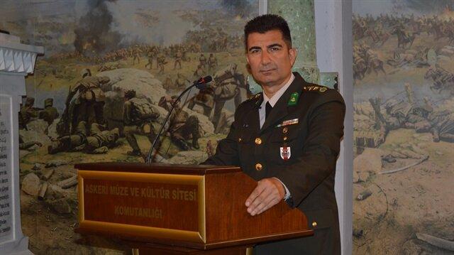 Arşiv: Albay Erhan Altunok