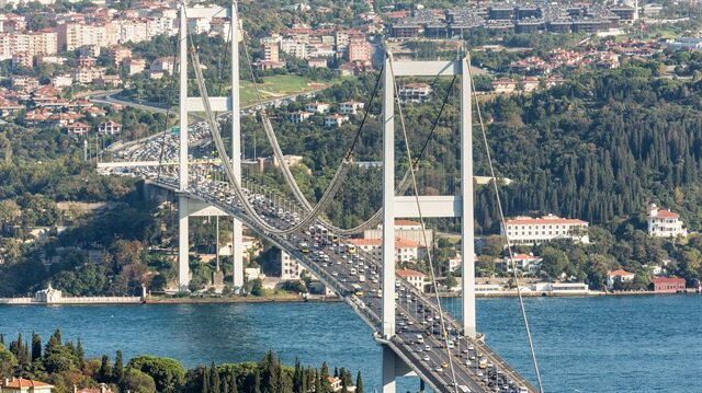 İstanbul'a 4 yeni megapark yapılacak.
