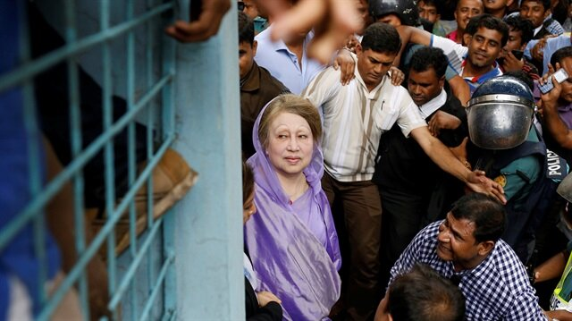 Bangladesh: Opposition leader verdict threatens crisis