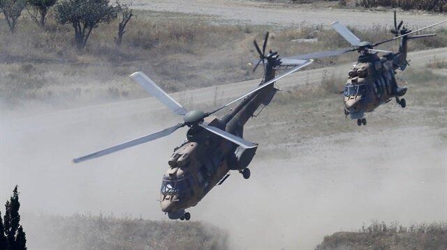 Helikopterin kırıma uğraması ne demek