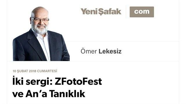 İki sergi: ZFotoFest ve An'a Tanıklık