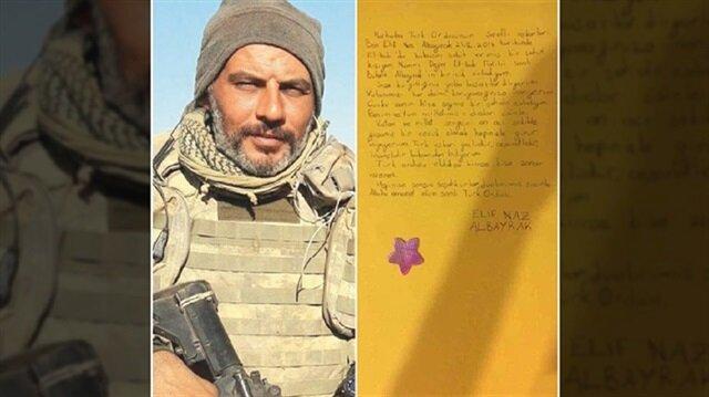 """إبنة أحد الشهداء الأتراك توجه """"رسالة مؤثرة"""" للجيش التركي في عفرين"""