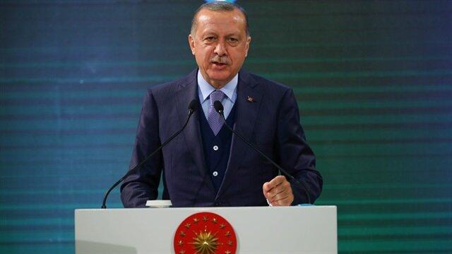 أردوغان ينتقد عداء البعض لتاريخ السلطان عبد الحميد الحافل بالإنجازات