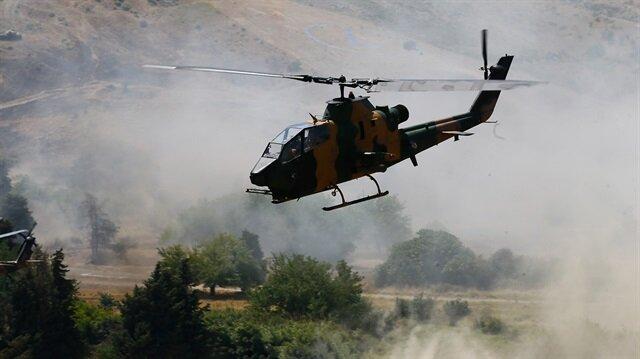 TSK'dan ATAK helikopter açıklaması