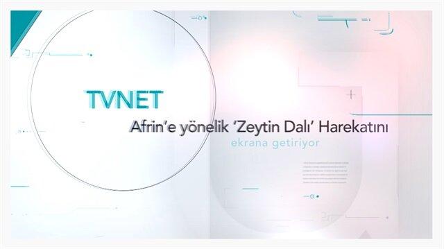 TVNET Afrin sınırında Mehmetçiğin yanında!