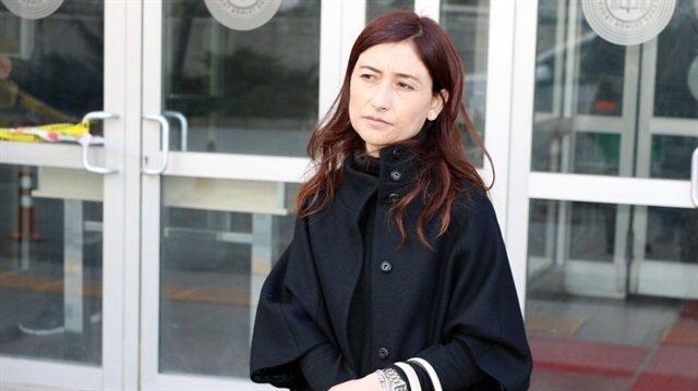 Serkan ve Züleyha Saçan çiftinin avukatı Emine Gün Yozgat Adliyesi önünde açıklamada bulundu.