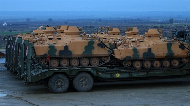 Nine Turkish soldiers killed in action in Syria's Afrin in one day