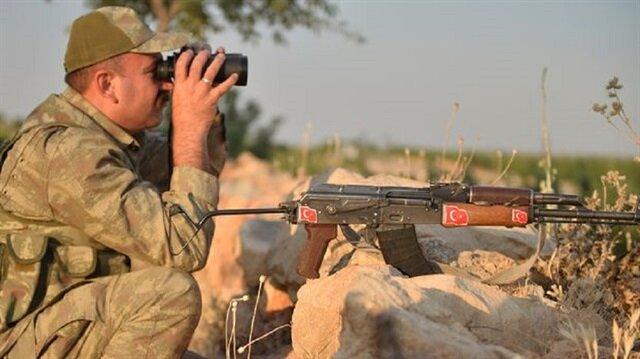 Tecrübeli koruculara Afrin görevi