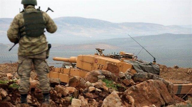 """إرهابيو """"ب ي د"""" في عفرين تخفوا بين الأطفال لاستهداف الجنود الأتراك"""