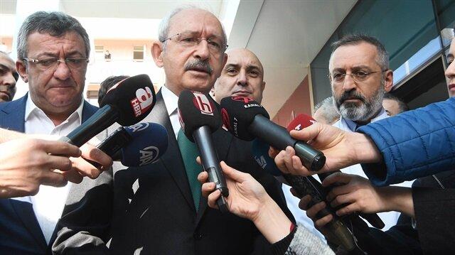 Kılıçdaroğlu'ndan skandal açıklama: Afrin merkeze girilmesin