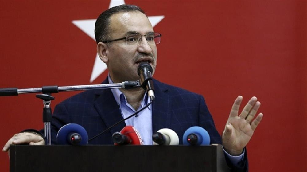 متحدث الحكومة التركية: بكر بوزداغ