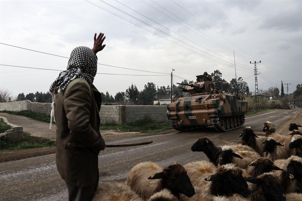 Syria calls on Kurds and Arabs to unite against Turkish offensive
