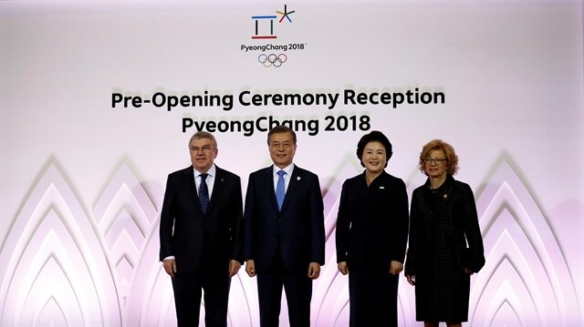 Olympics-IOC boss to visit North Korea after winter Games