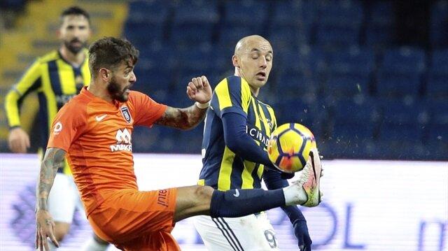 فنربهتشه يذيق باشاك شهير خسارته الرابعة في الدوري التركي