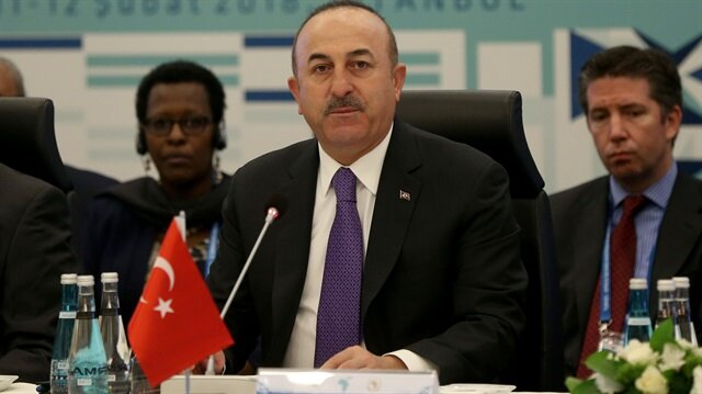 Turkey's relations with U.S. at make-or-break point - Mevlut Cavusoglu