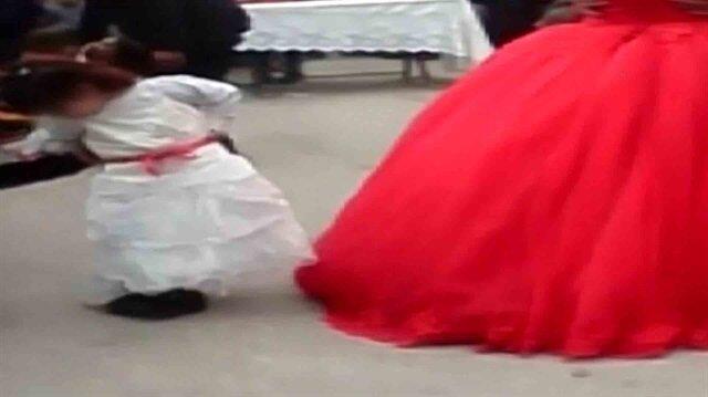 Tecavüze uğrayan 4 yaşındaki kızın görüntüleri ortaya çıktı