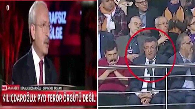 Erdoğan, CHP-HDP ittifakını bir kez daha gözler önüne serdi