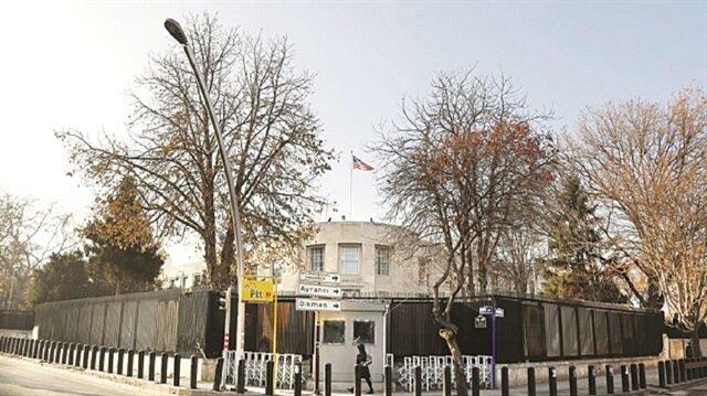 """""""غصن الزيتون"""" اسمًا لشارع السفارة الأمريكية بأنقرة"""