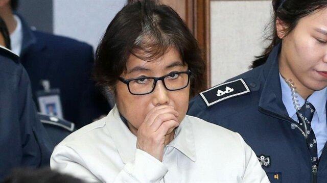 Güney Kore'de rüşvet skandalı