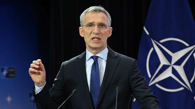 """أمين عام الناتو يعترف بحقوق تركيا في عملية """"غصن الزيتون"""""""