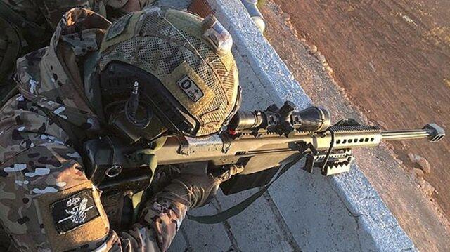PKK'nın kabusu da operasyona katıldı