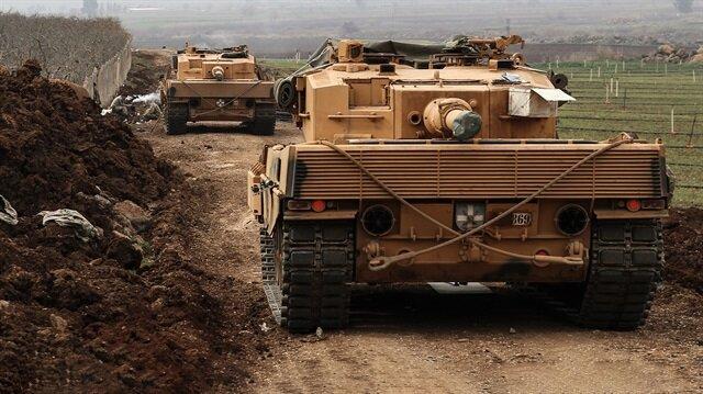 Afrin'de canlı kalkana 3 aşamalı önleme planı hazırlandı.