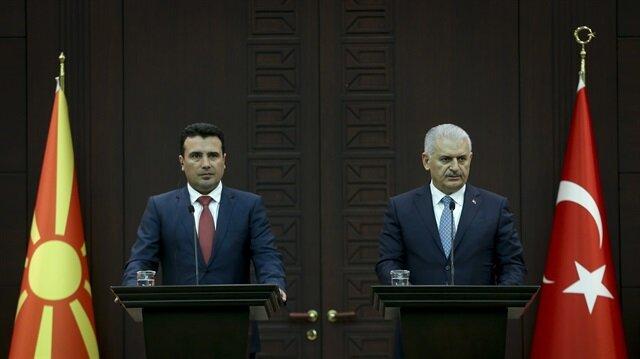 مقدونيا تقف في خندق تركيا ضدّ منظمة غولن الإرهابية