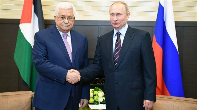 Abbas: Artık ABD'nin arabuluculuğunu reddediyoruz