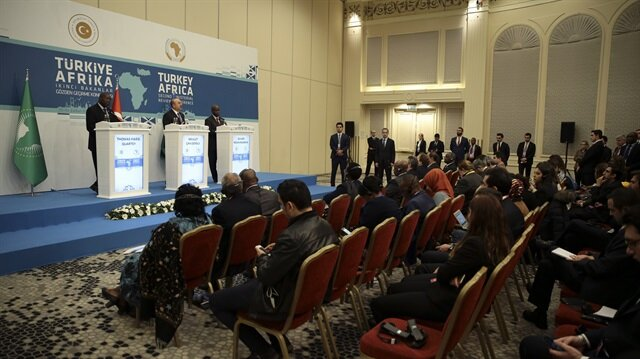 The Turkey-Africa 2nd Ministerial Review Conference