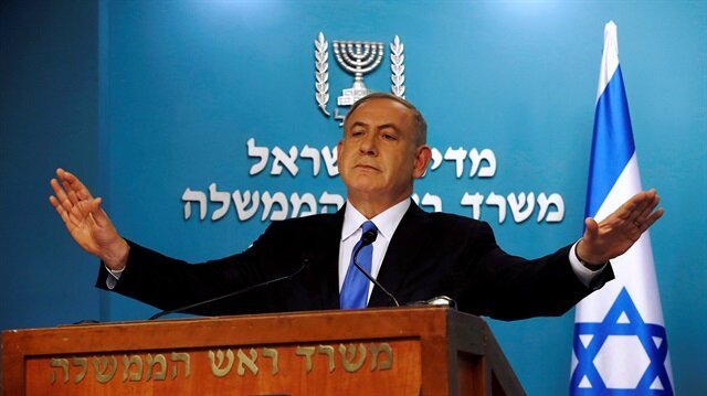 İsrail BaşbakanI Netanyahu