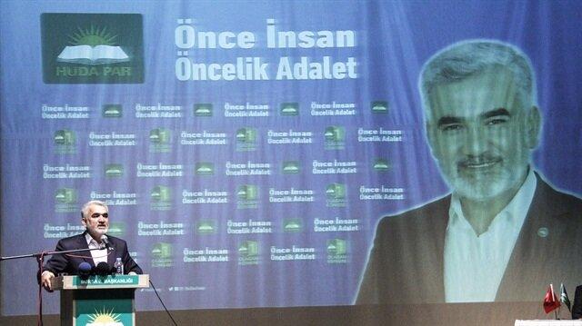 زعيم حزب الدعوة الحرة التركي زكريا يابيجي أوغلو