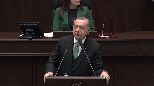 Cumhurbaşkanı Erdoğan: Bunlar ömürlerinde hiç Osmanlı tokadı yememiş!