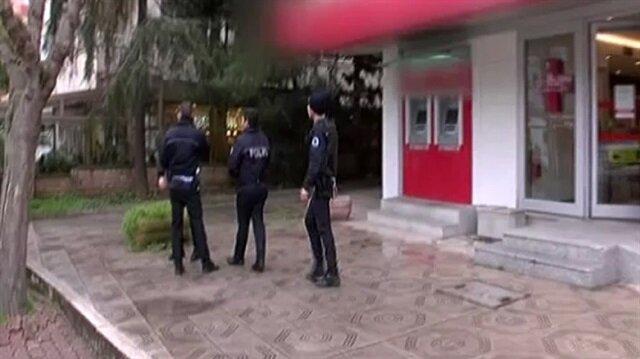Polis ekipleri, zanlının yakalanması için çalışma başlattı.