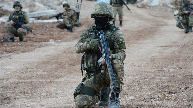 Türk ordusu Afrin'deki ilerleyişine devam ediyor