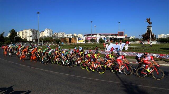 Bu yıl ilk kez düzenlenecek Antalya Bisiklet Turu'nda 20 ülkeden 175 sporcu yarışacak.