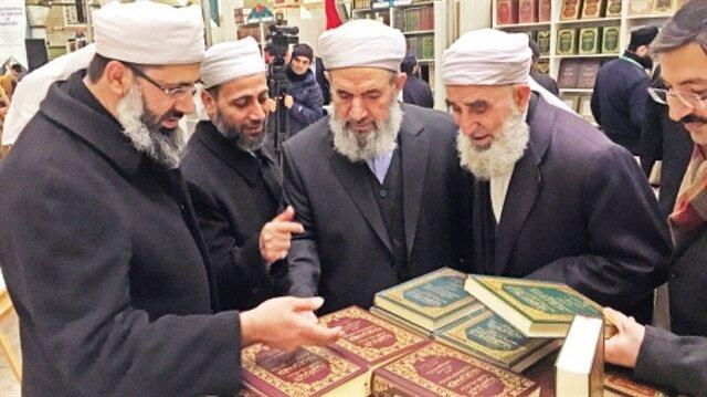 3. Türkiye Arapça Kitap ve Kültür Günleri'ne yurt dışından katılan isimler oldu.