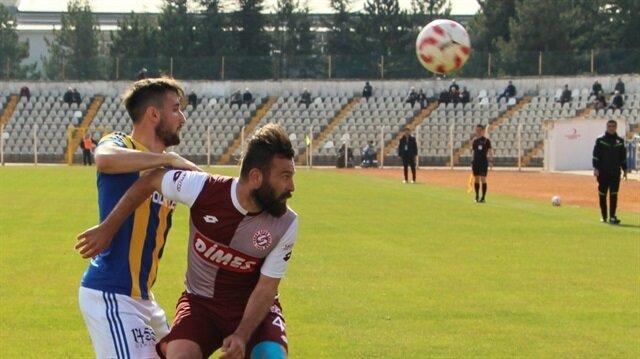Tokatspor Bucaspor'u 1-0 mağlup etti.