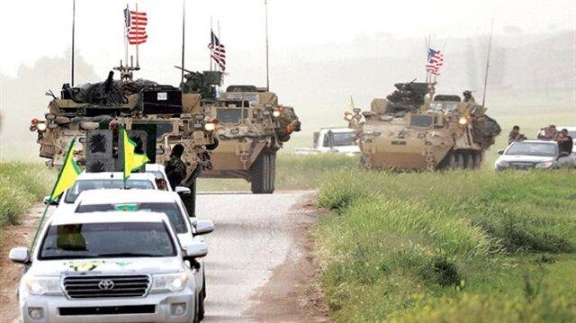 Pentagon'dan Münbiç'e silah sevkiyatı