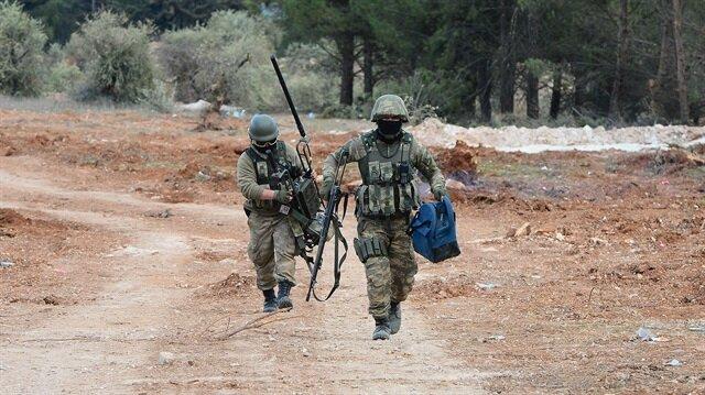TSK'nın Afrin'deki ilerleyişine devam ediyor